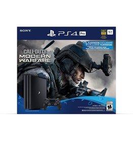 PS4 PlayStation 4 Pro 1TB Console - Call of Duty: Modern Warfare Bundle
