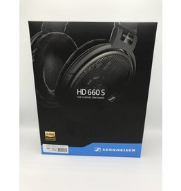 Sennheiser HD660S Open-Back Dyn