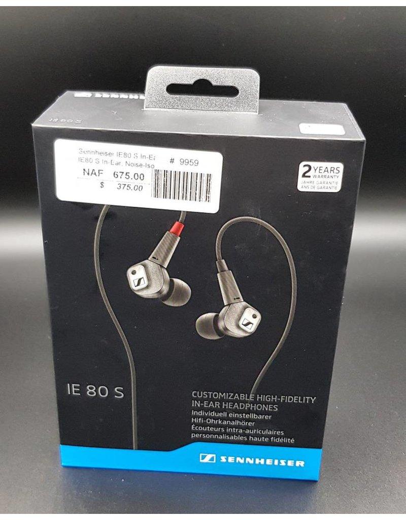Sennheiser Sennheiser Ie80 S In Ear Noise Online Store