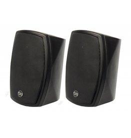 """Soundbarrier Soundbarrier MR5501BT Speaker Black 5"""" 70/100V & 8 Ohms"""
