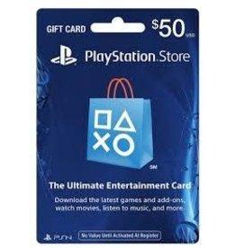 PSN PSN $50 Network Card