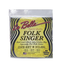 La Bella Ball end Classic Guitar Strings