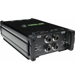 Mackie Mackie MDB-2P Stereo Passive Direct Box