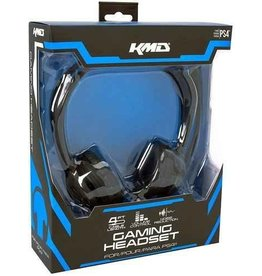 PS4 PS4 Bluefox Pro Gamer Headset Blue Box (KMD)
