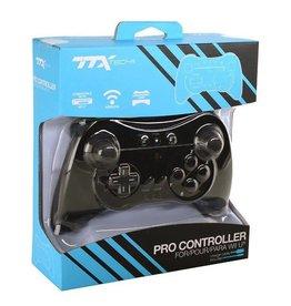 Wii U Wii U Pro Controller Black TTX TECH