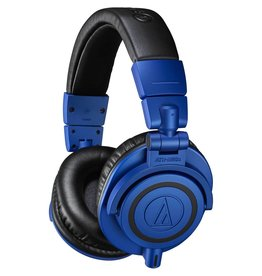 Audio Technica ATH-M50XBB Professional Monitor Headphones BLUE AND BLACK