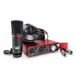 Focusrite Focusrite SOLO STUDIO Audio Interace Bundle