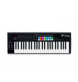 Novation Launchkey 49 USB Keyboard Controller for Ableton Live, 49-Note MK2 Version