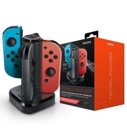 Switch Switch TETRA POWER QUAD PORT CHARGING FOR JOY-CON (BIONIC0)