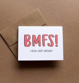 BMFS Card