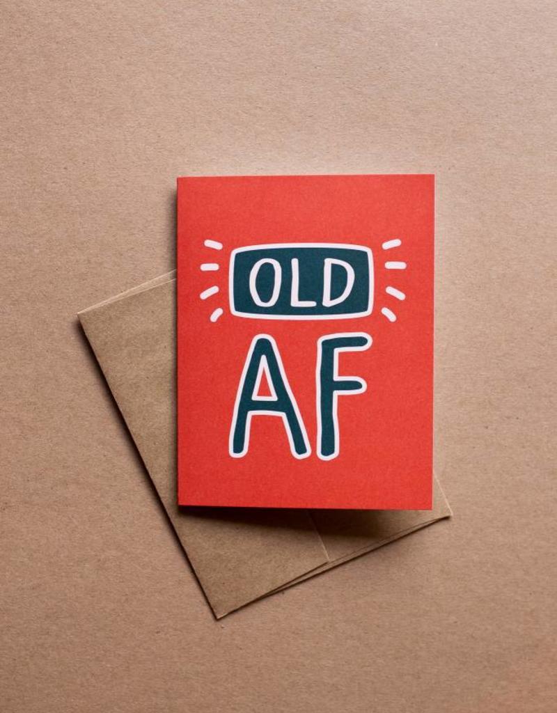 Old AF Card