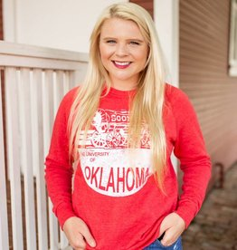 Opolis The University Of Oklahoma Sweatshirt