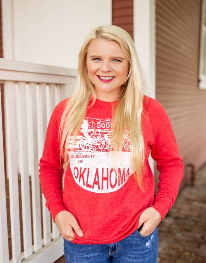 Opolis The University Of Oklahoma Sweatshirt