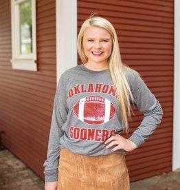 Oklahoma Football Longsleeve