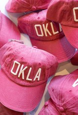 Vintage Red OKLA
