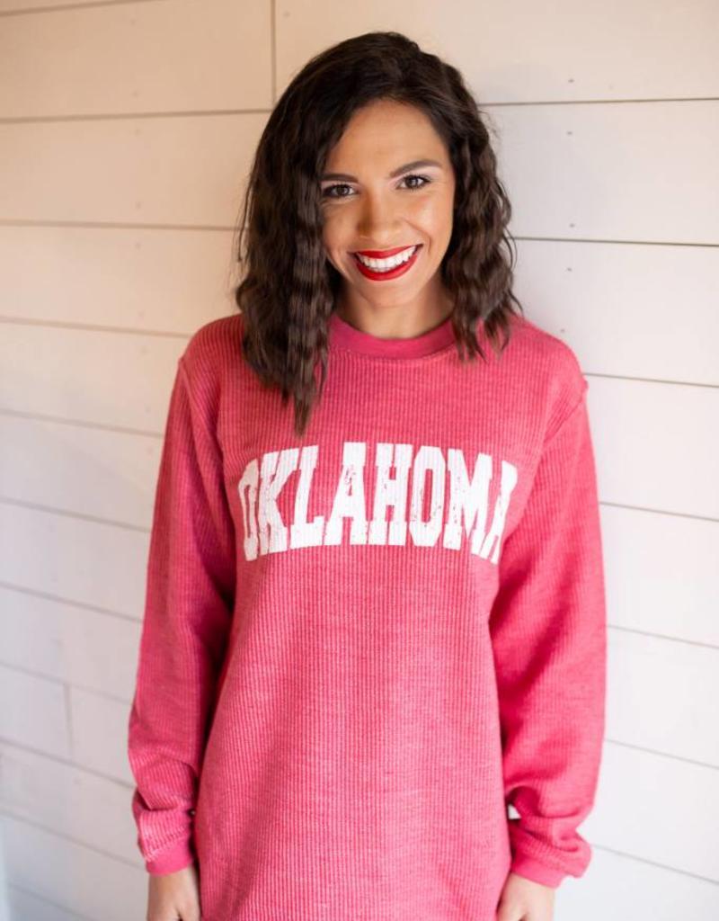Oklahoma Cord Shirt