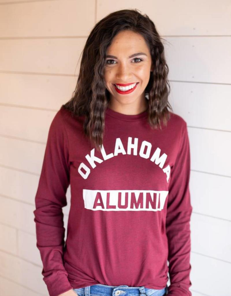 Oklahoma Alum Longsleeve