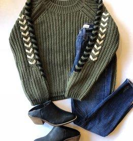 El Olive Sweater