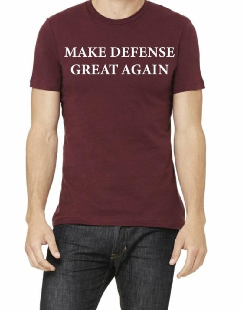 Crimson Make Defense Great Again