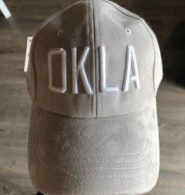 Grey Suede Nash Hat
