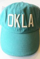 OKLA Hat Aqua