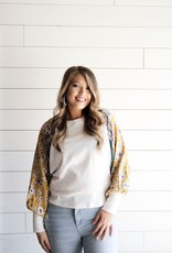 Southern Bell Floral Top