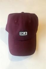 Okla Crimson Patch Hat