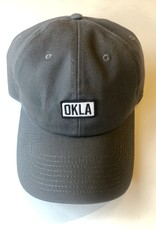 Okla Grey Patch Hat