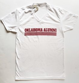 Opolis Retro White Alumni t-shirt