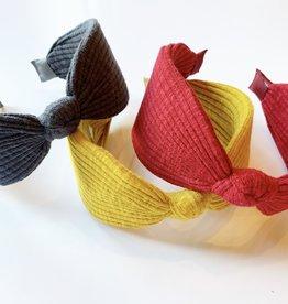 Ribbed Knot Headband