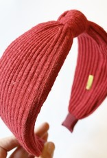 Ribbed Knot Headband