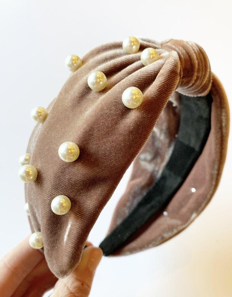 Pearl Headbands
