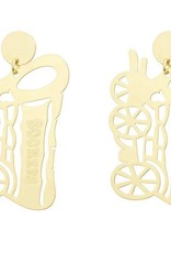 LL Small Schooner Earrings
