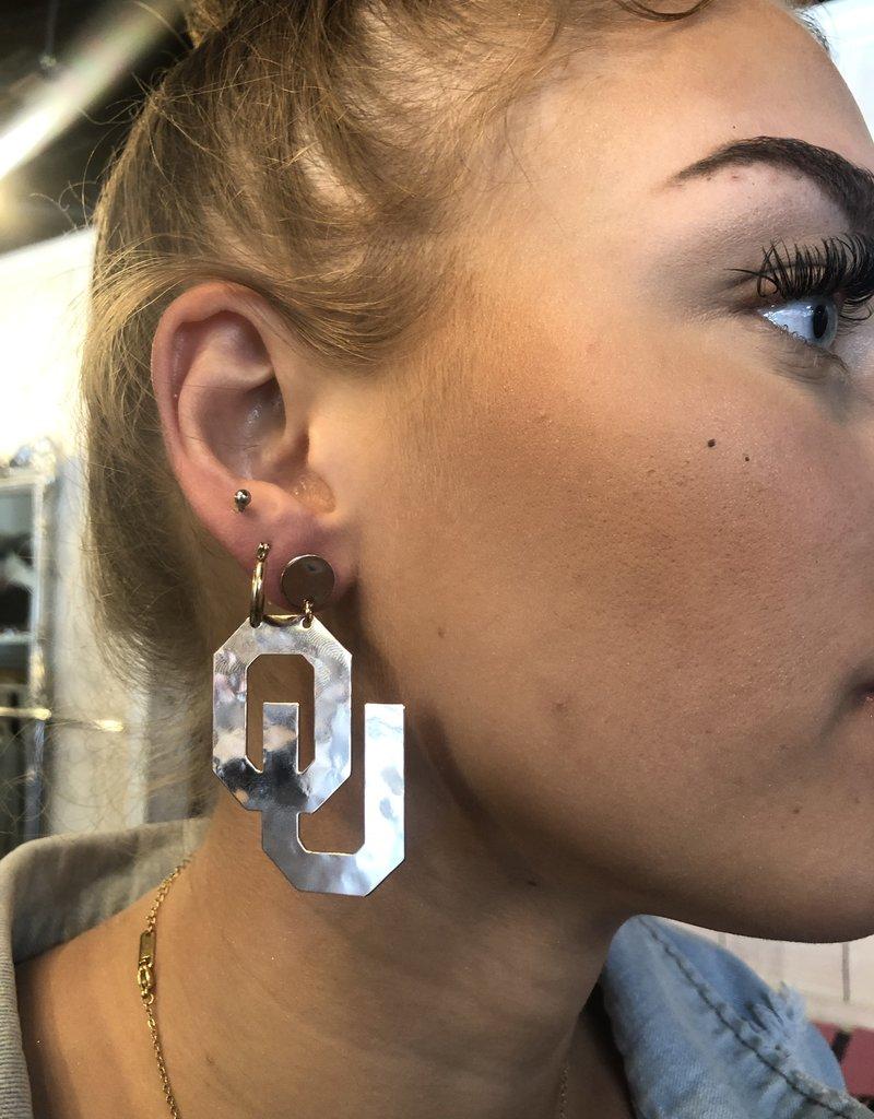 LL Small OU Earrings