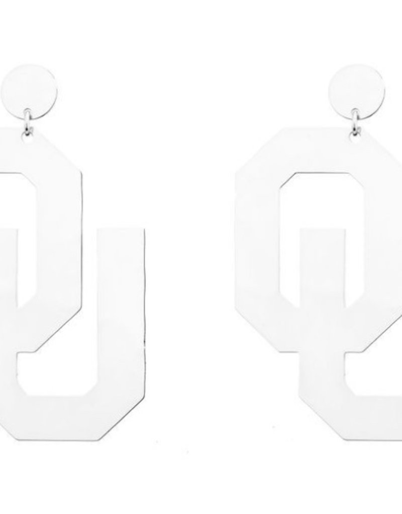 LL Small OU Earrings