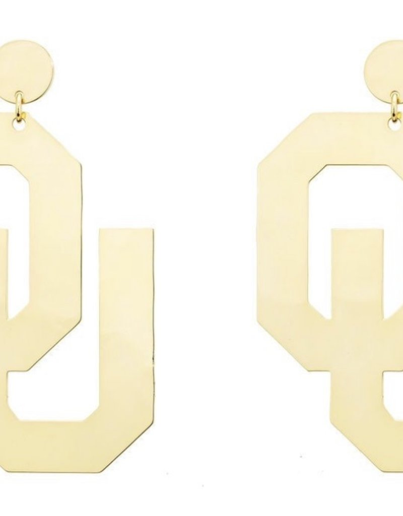 LL Large OU Earrings