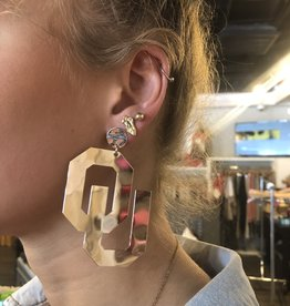 LL Large OU Earrings