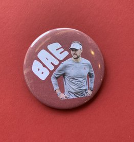 Red Bae Button