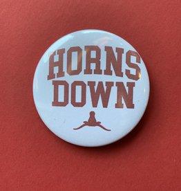 Horns Down Button