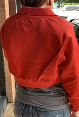 Red Boomer Jacket