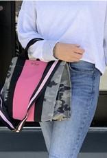 Pink Camo Crossbody