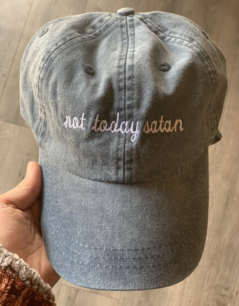 Not Today Satan! Hat