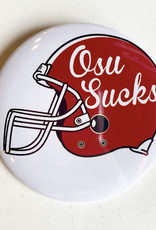 OSU Sucks Helmet