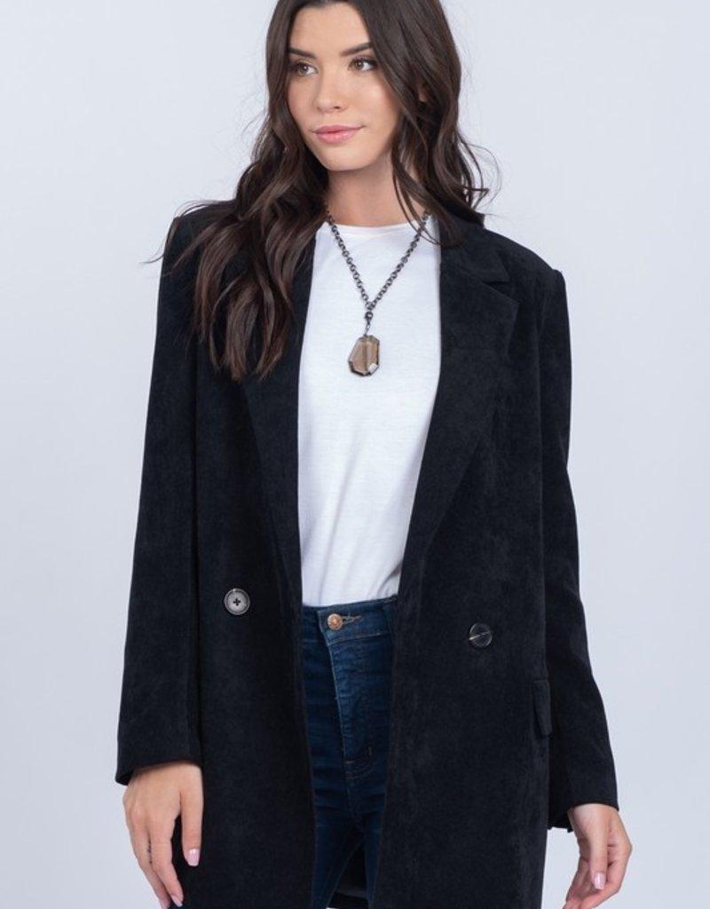 Black Cord Jacket