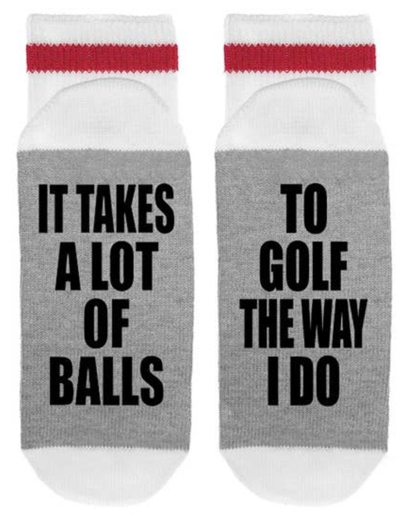 It Takes A Lot of Balls