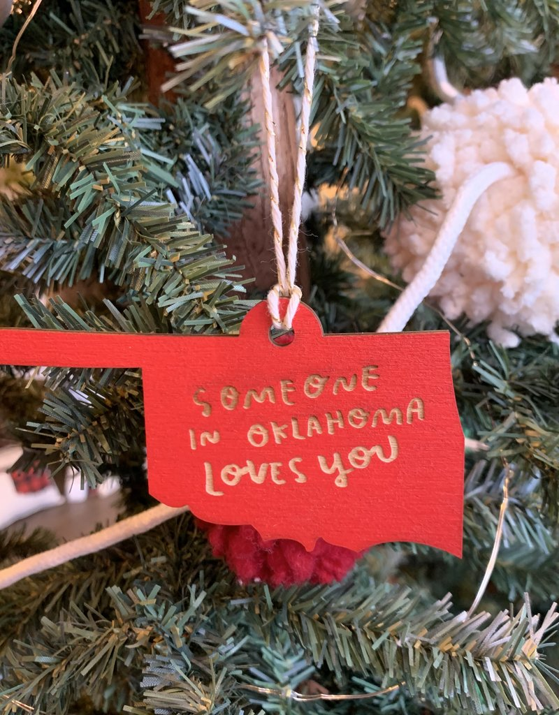 Someone in Oklahoma Loves You