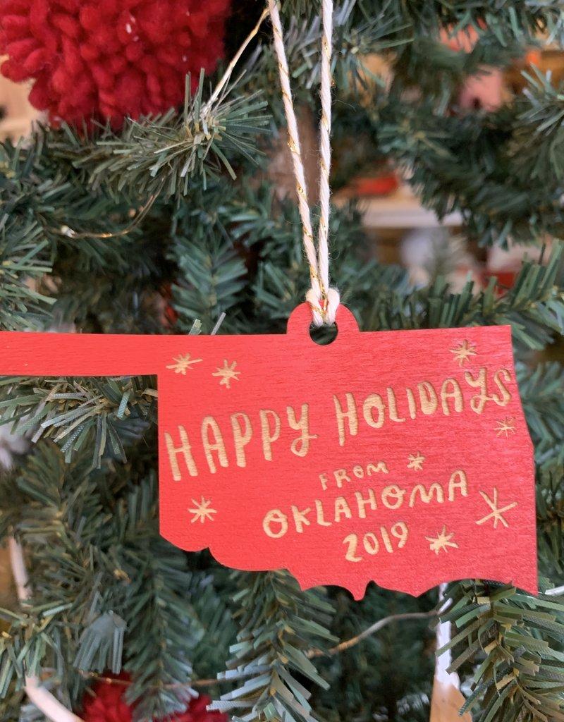 Happy Holidays from Oklahoma