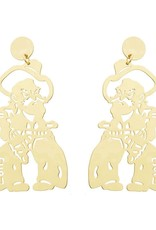 LL Small Pistol Pete Earrings