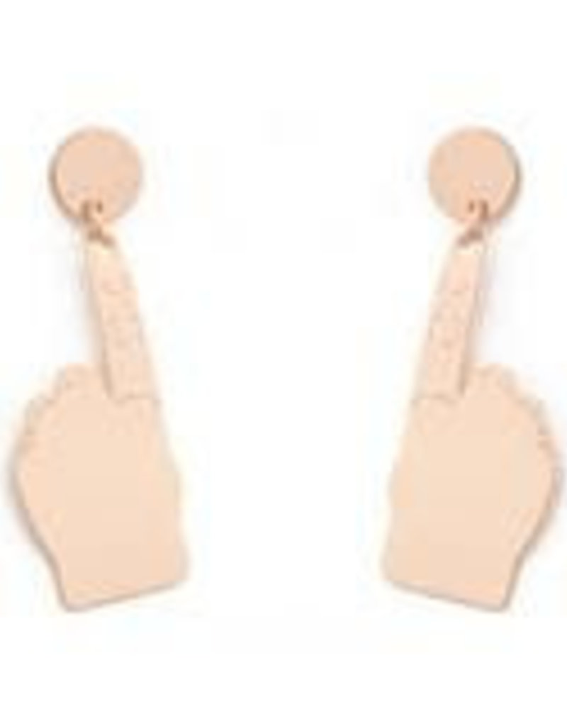LL Small Number 1 Earring