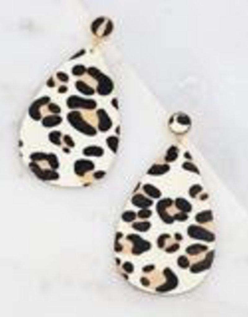 Edwardo Teardrop Earring